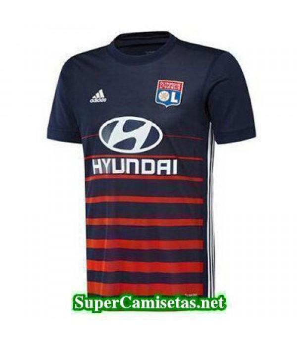 Segunda Equipacion Camiseta Lyon 2017/18