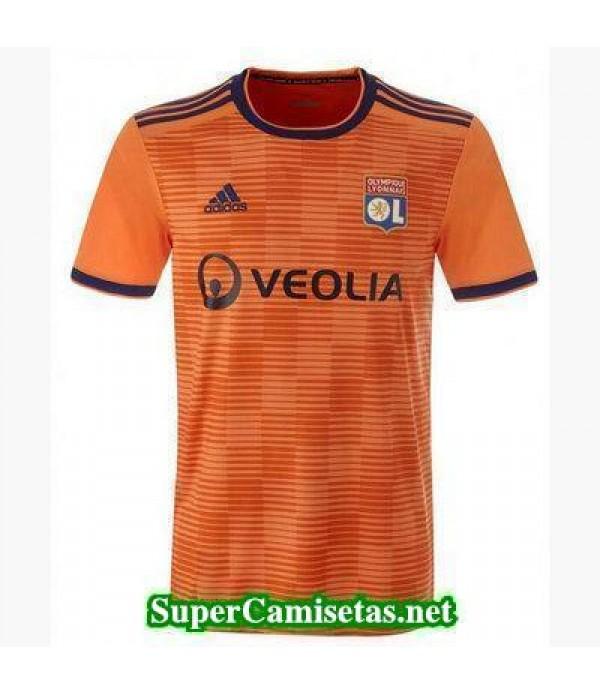 Tercera Equipacion Camiseta Lyon 2018/19