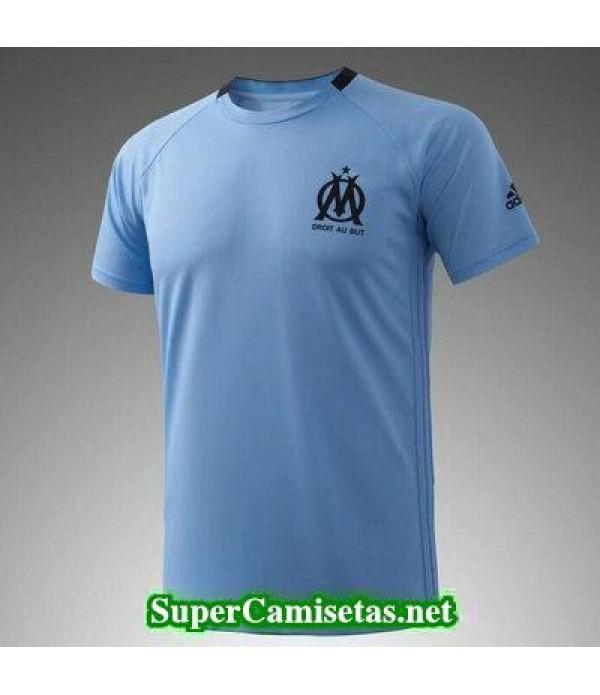 camiseta entrenamiento Marsella azul claro UCL 201...