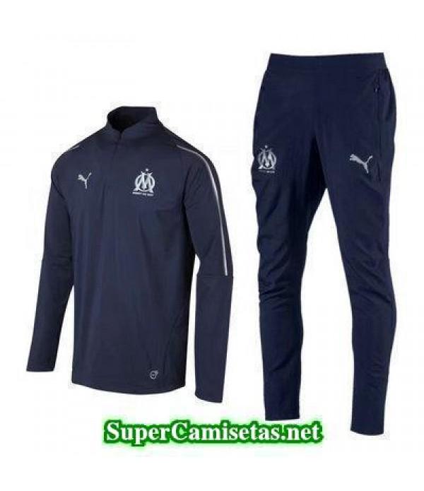 Camiseta entrenamiento Marsella ML Azul oscuro 201...