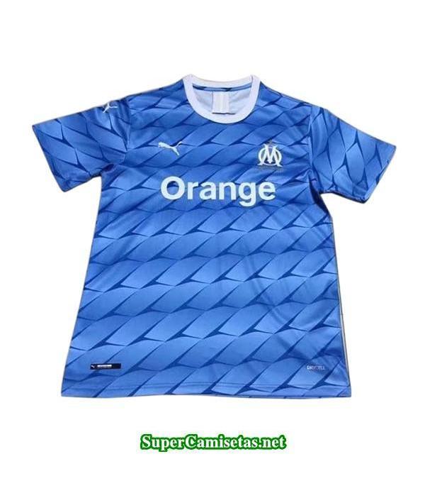 Segunda Equipacion Camiseta Marsella 2019/20