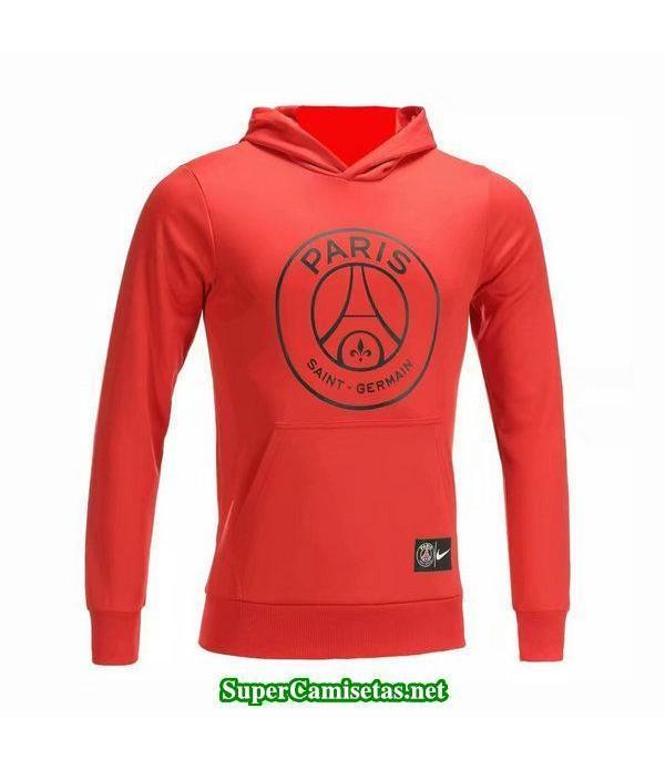 Chaquetas PSG Rojo 2018 2019 baratas
