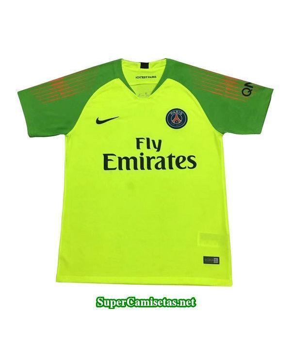 Portero Equipacion Camiseta PSG 2018/19