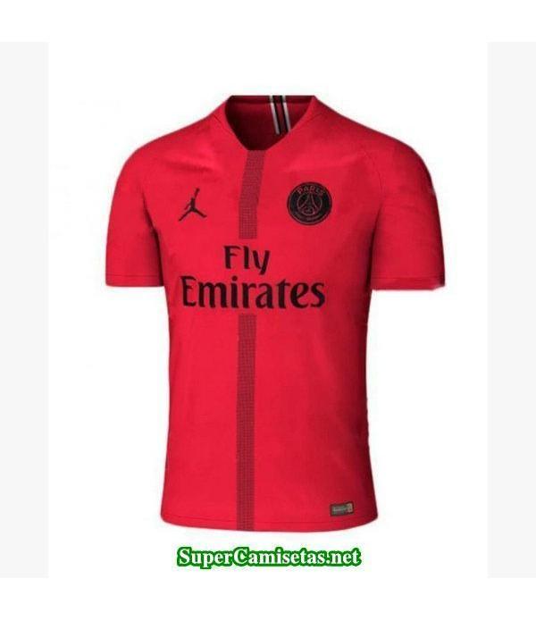 Portero Equipacion Camiseta PSG Rojo 2018/19