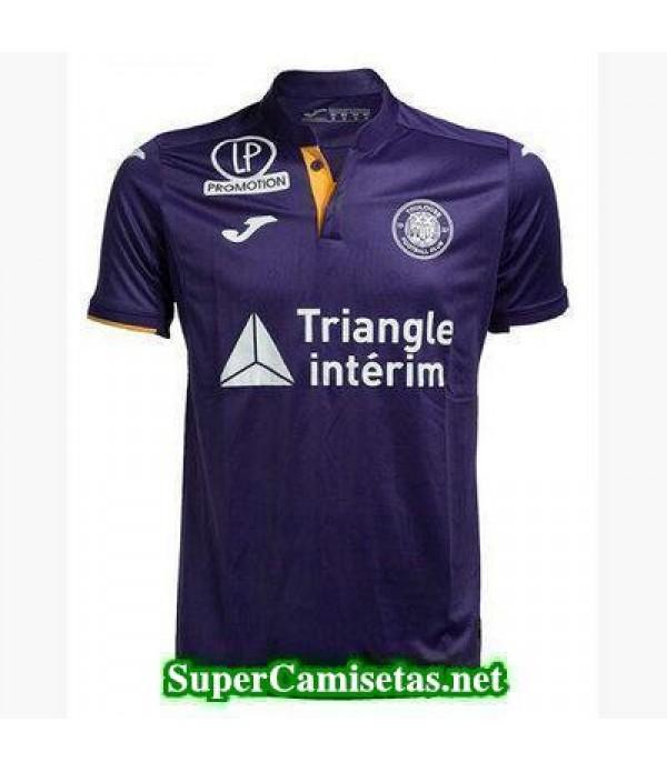 Tailandia Primera Equipacion Camiseta Toulouse FC 2018/19