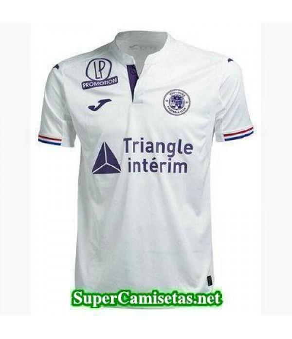 Tailandia Segunda Equipacion Camiseta Toulouse FC 2018/19