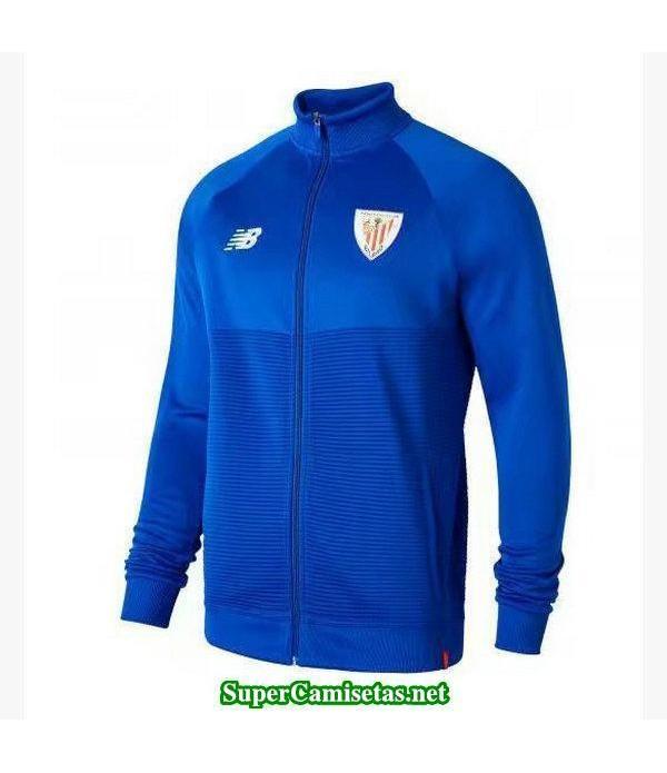 Chaquetas Athletic de Bilbao Azul 2018 2019 barata...