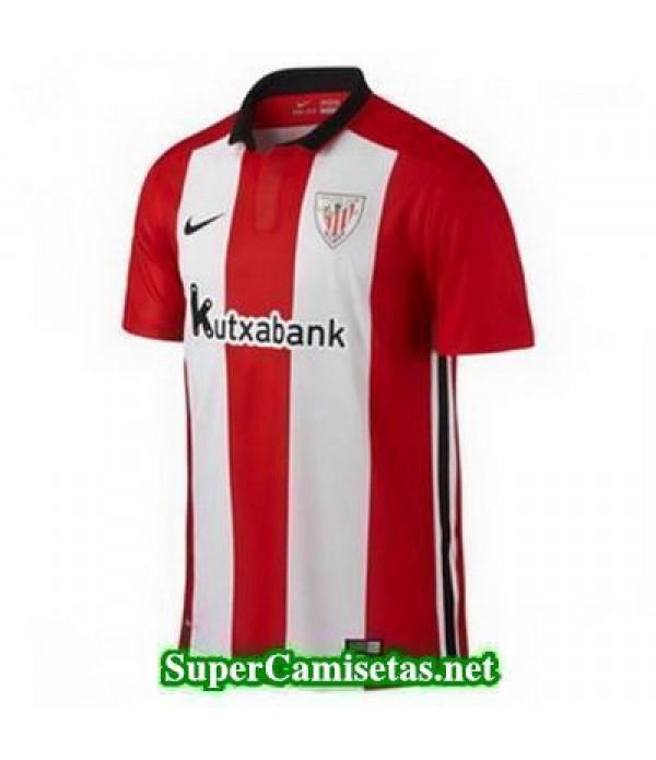 Primera Equipacion Camiseta Athletic de Bilbao 2015/16