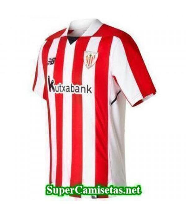 Primera Equipacion Camiseta Athletic de Bilbao 2017/18