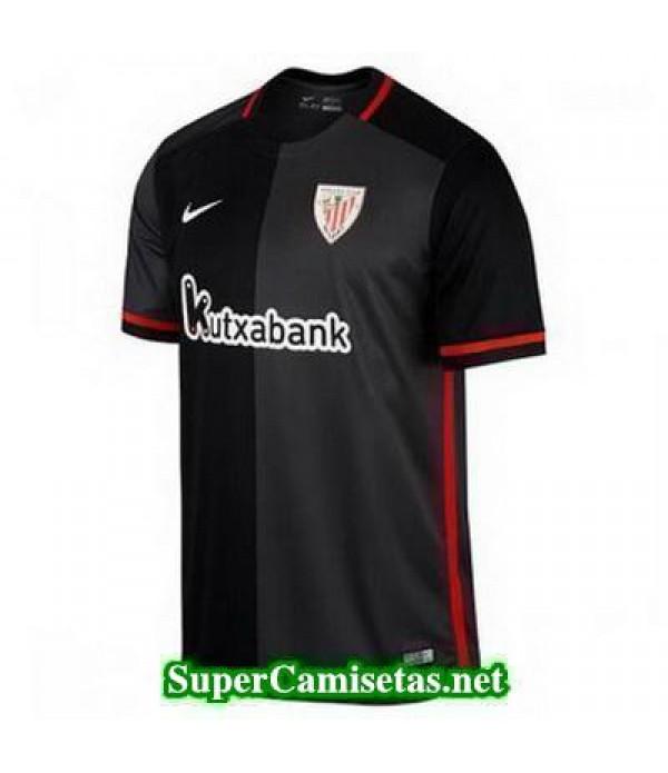 Segunda Equipacion Camiseta Athletic de Bilbao 2015/16