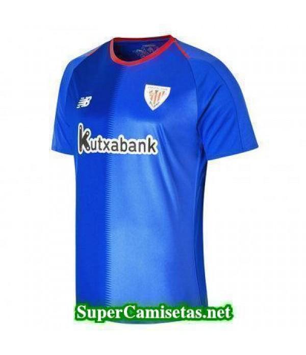 Segunda Equipacion Camiseta Athletic de Bilbao 2018/19