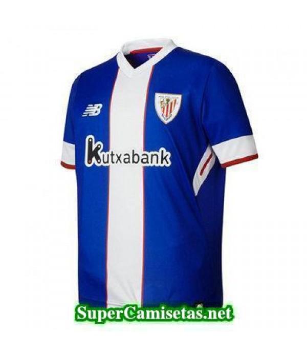 Tercera Equipacion Camiseta Athletic de Bilbao 2017/18