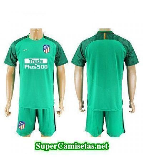 Portero Equipacion Camiseta Atletico de Madrid 201...
