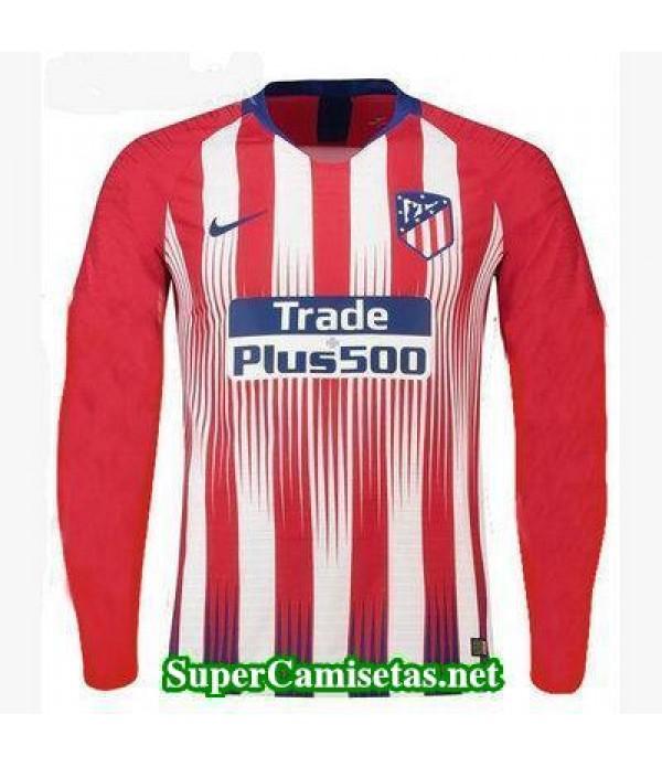 Primera Equipacion Camiseta Atletico de Madrid ML 2018/19