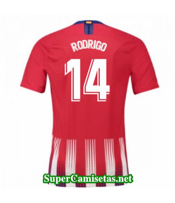Primera Equipacion Camiseta Atletico de Madrid RODRIGO 2018/19