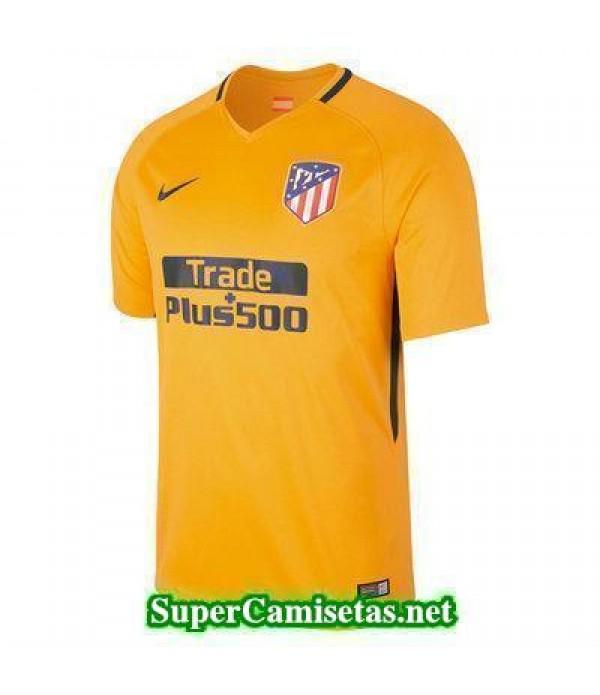Segunda Equipacion Camiseta Atletico de Madrid 201...