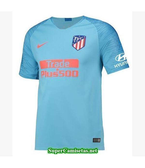 Segunda Equipacion Camiseta Atletico de Madrid 2018/19