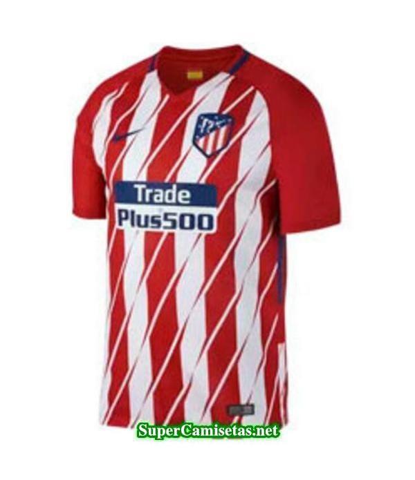 Tailandia Primera Equipacion Camiseta Atletico de ...
