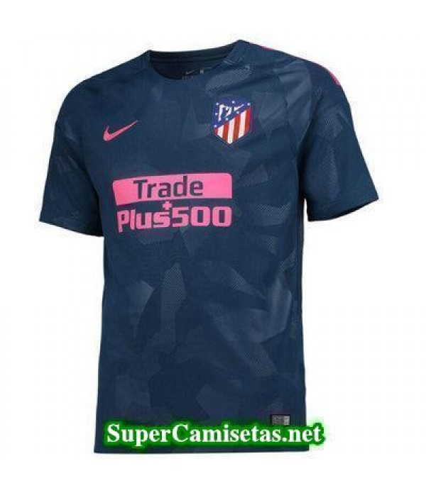 Tercera Equipacion Camiseta Atletico de Madrid 201...