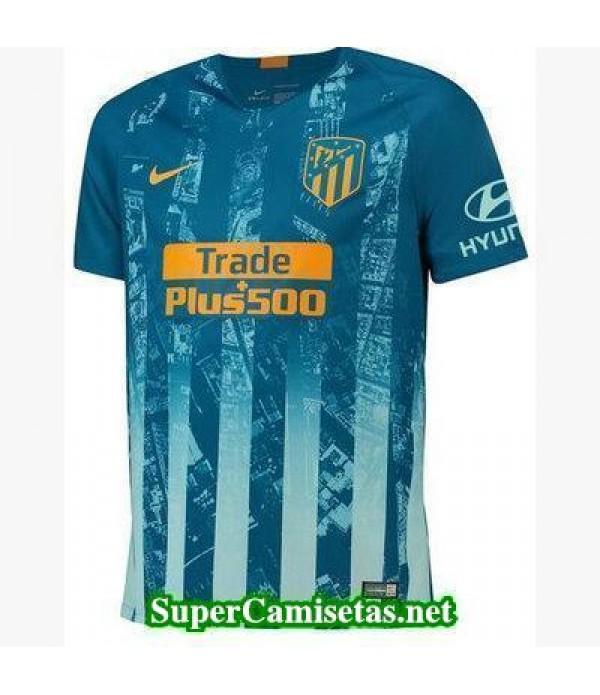 Tercera Equipacion Camiseta Atletico de Madrid 2018/19