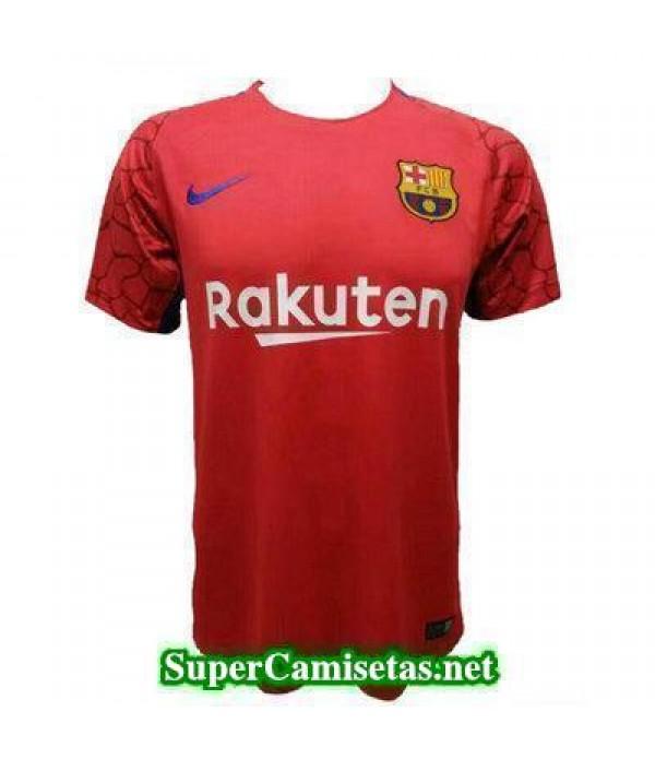 Portero Equipacion Camiseta Barcelona 2017 2018