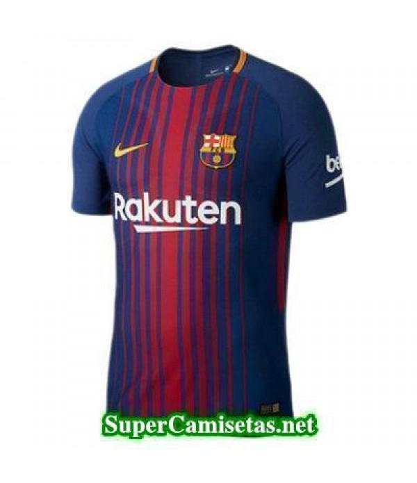 Primera Equipacion Camiseta Barcelona 2017 2018