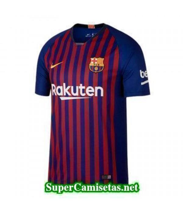 Primera Equipacion Camiseta Barcelona 2018 2019