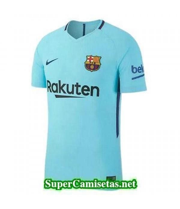 Segunda Equipacion Camiseta Barcelona 2017 2018