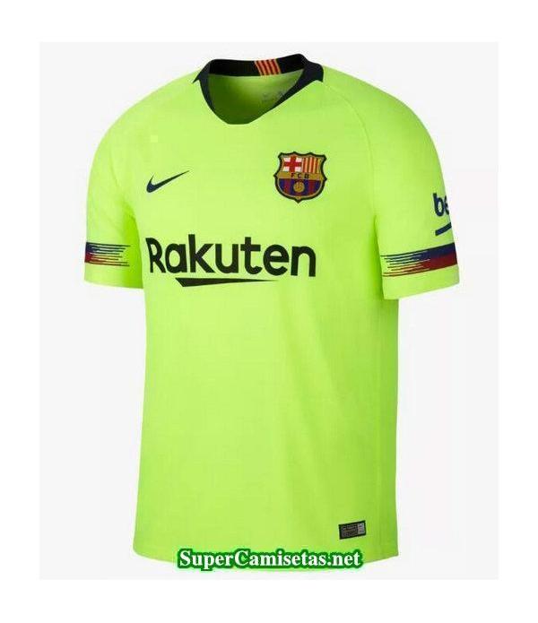 Segunda Equipacion Camiseta Barcelona 2018 2019
