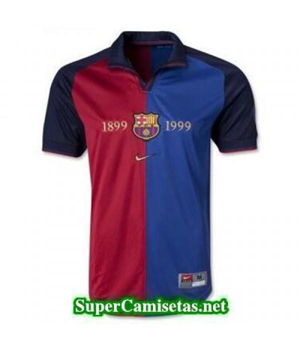 Tailandia Primera Equipacion Camiseta Barcelona retro 1899-1999