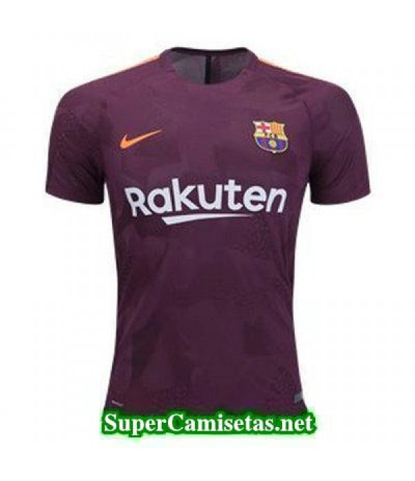 Tercera Equipacion Camiseta Barcelona 2017 2018