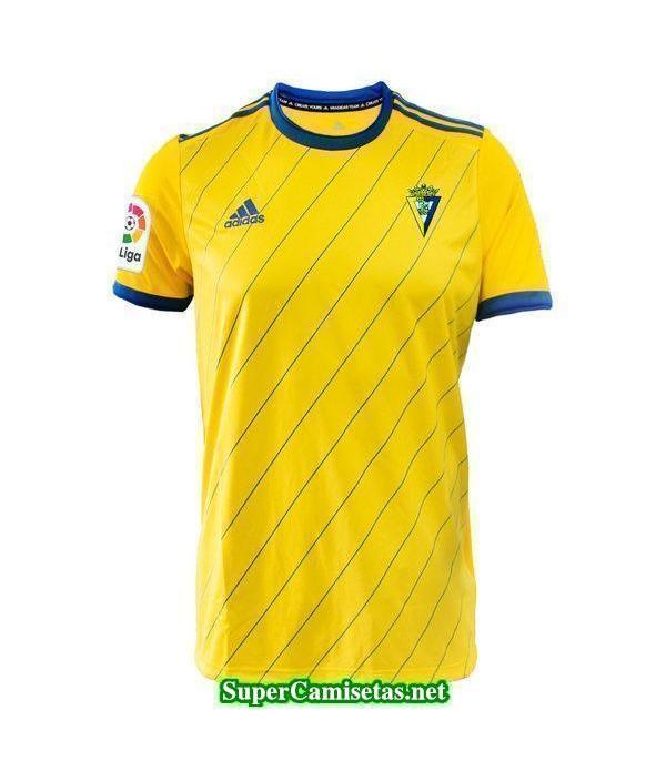 Tailandia Primera Equipacion Camiseta Cadiz CF 2018/19
