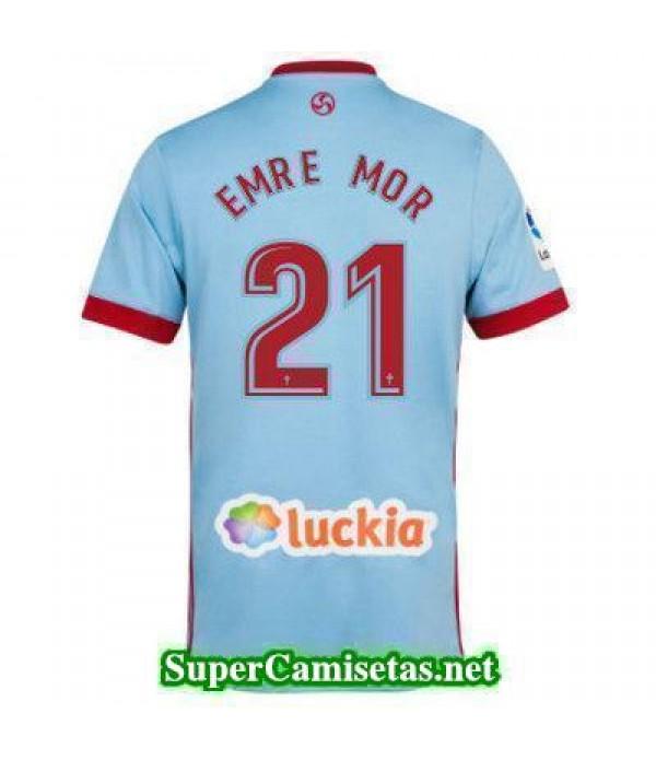 Primera Equipacion Camiseta Celta de Vigo EMRE MIR...