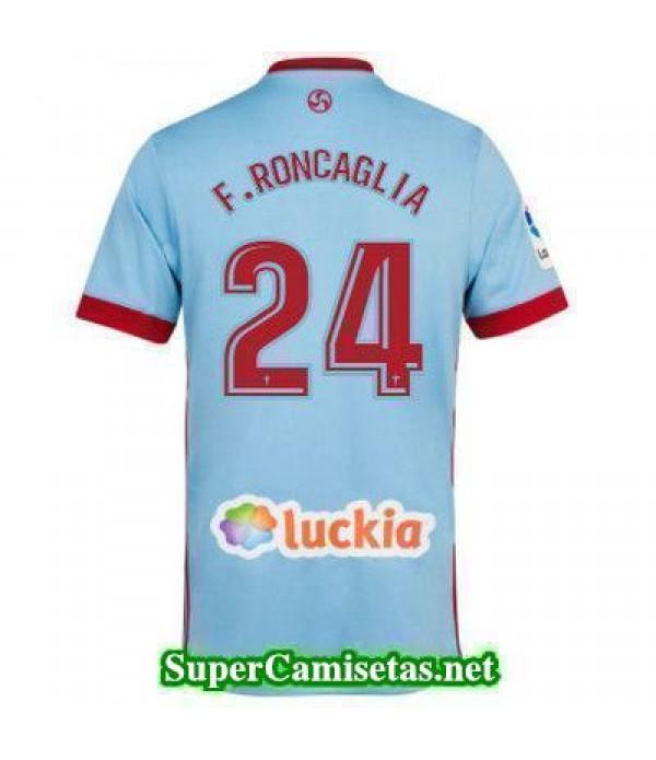 Primera Equipacion Camiseta Celta de Vigo F RONCAG...