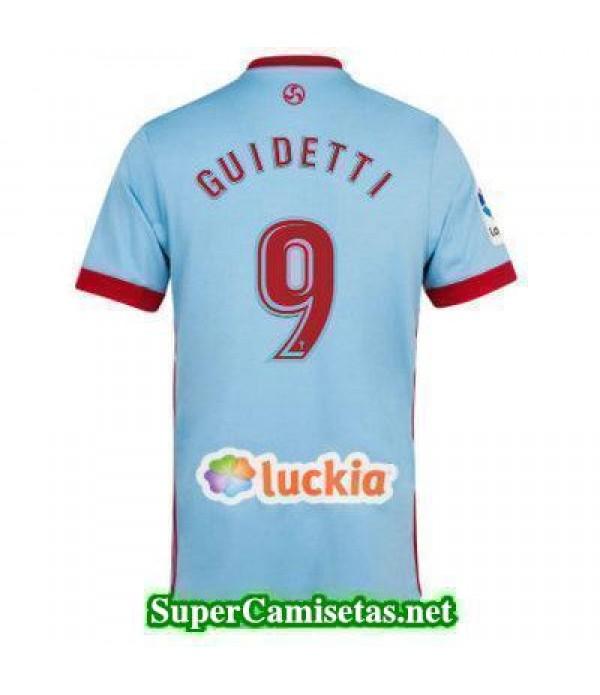 Primera Equipacion Camiseta Celta de Vigo GUIDETTI...