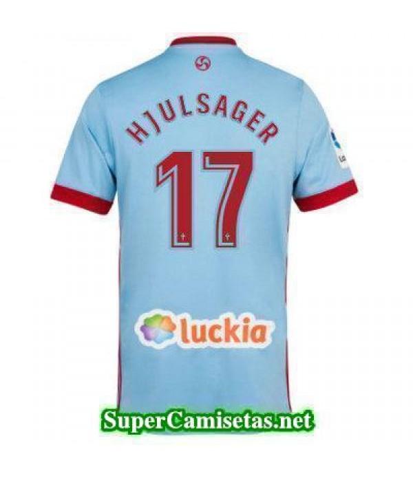 Primera Equipacion Camiseta Celta de Vigo HJULSAGE...
