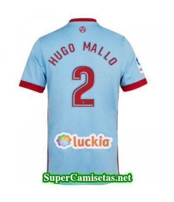 Primera Equipacion Camiseta Celta de Vigo HUGO MAL...
