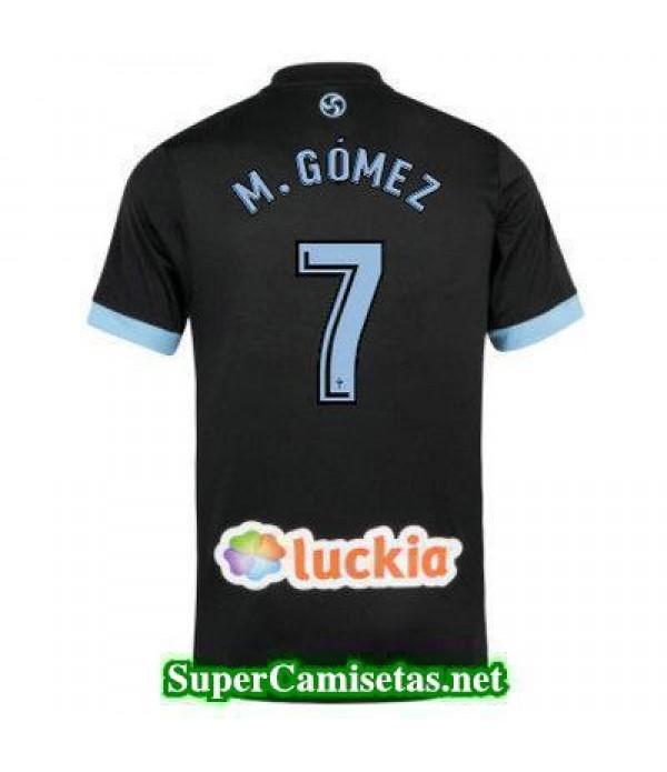 Segunda Equipacion Camiseta Celta de Vigo M GOMEZ 2017/18