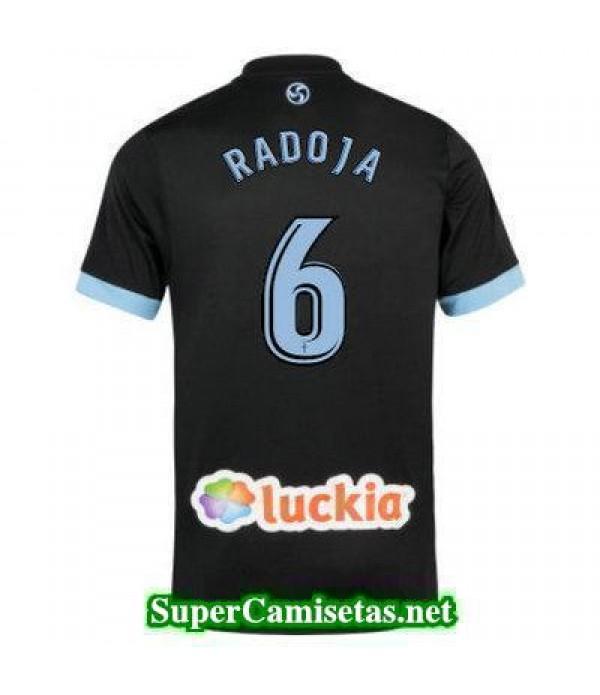 Segunda Equipacion Camiseta Celta de Vigo RADOJA 2017/18