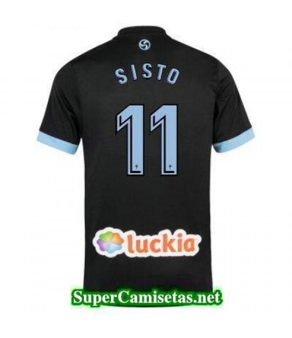Segunda Equipacion Camiseta Celta de Vigo SISTO 2017/18