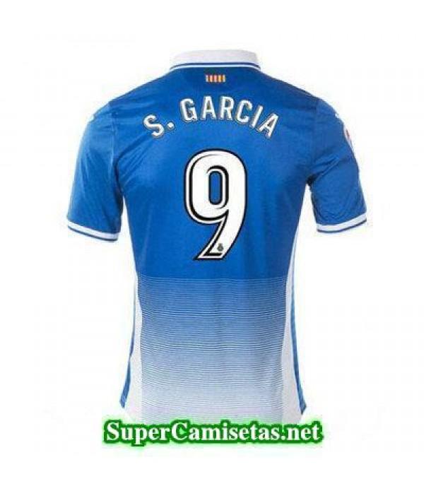 Primera Equipacion Camiseta Espanyol S GARCIA 2017/18