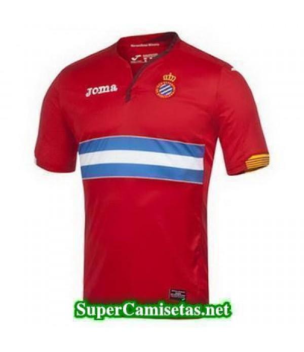 Tailandia Segunda Equipacion Camiseta Espanyol 2015/16