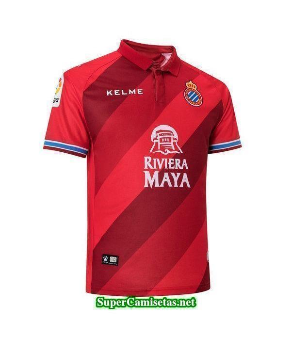 Tailandia Segunda Equipacion Camiseta Espanyol 2018/19