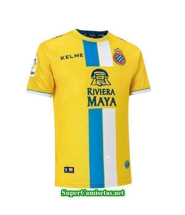 Tailandia Tercera Equipacion Camiseta Espanyol 201...
