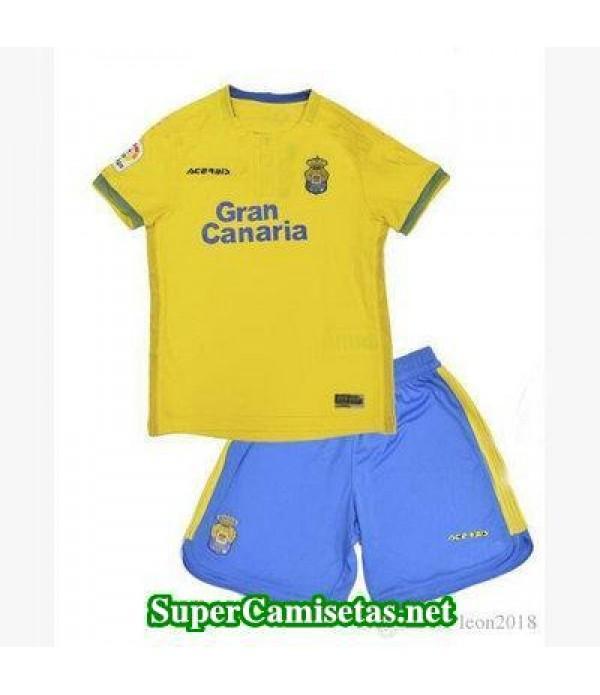 Primera Equipacion Camiseta Las Palmas Ninos 2018/19
