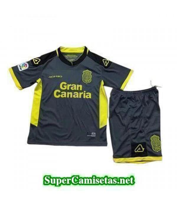 Segunda Equipacion Camiseta Las Palmas Ninos 2017/18