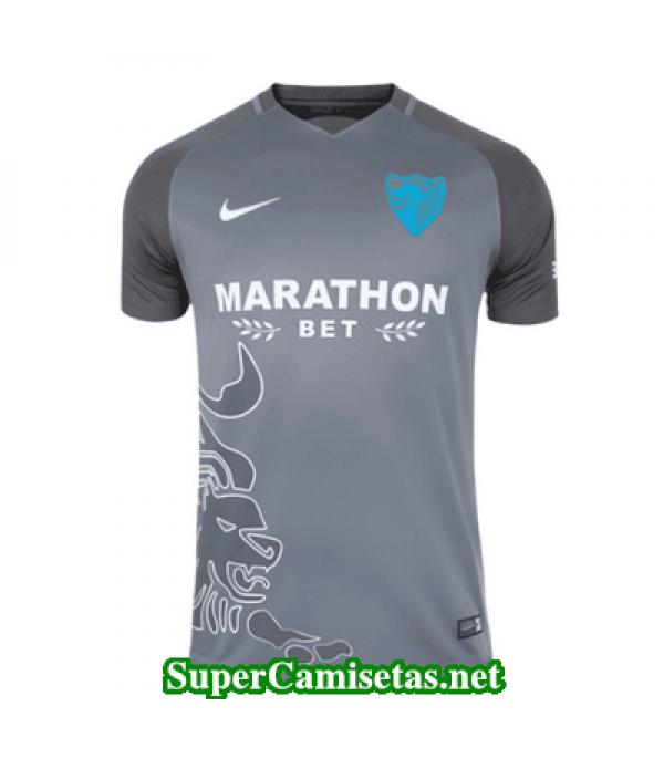 Tailandia Segunda Equipacion Camiseta Malaga 2017/18