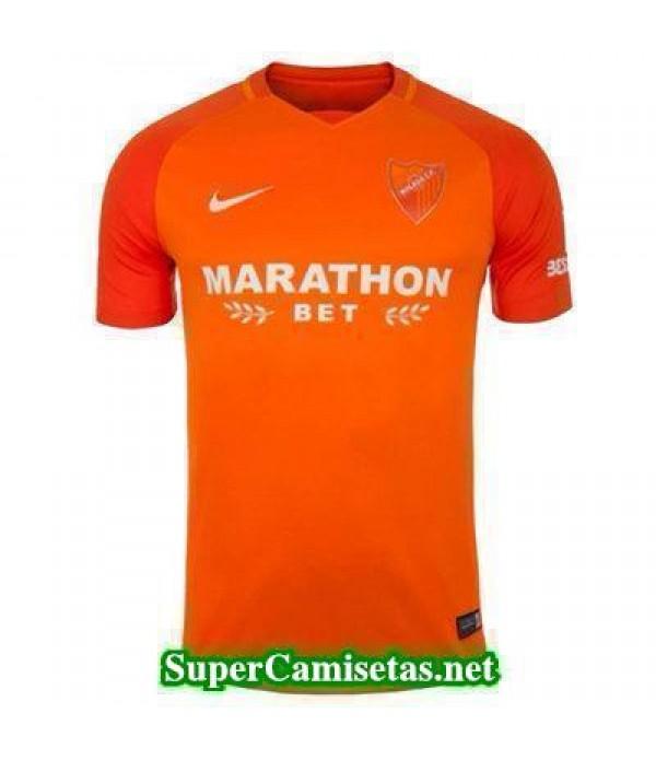 Tailandia Tercera Equipacion Camiseta Malaga 2017/18