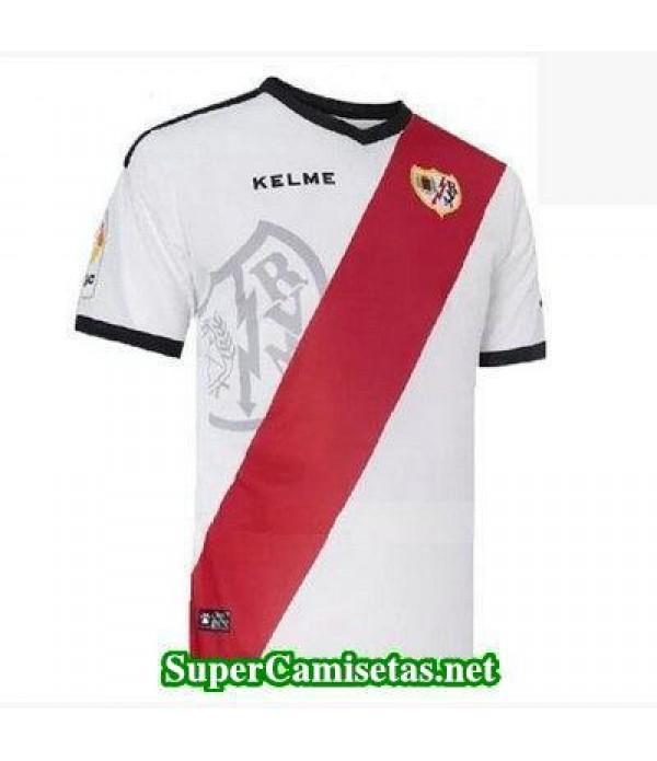 Tailandia Primera Equipacion Camiseta Rayo Vallecano 2018/19