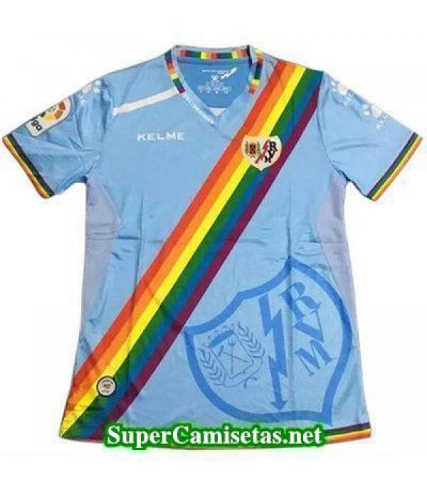 Tailandia Tercera Equipacion Camiseta Rayo Vallecano 2016/17